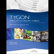 Tygon Application Guide Cover